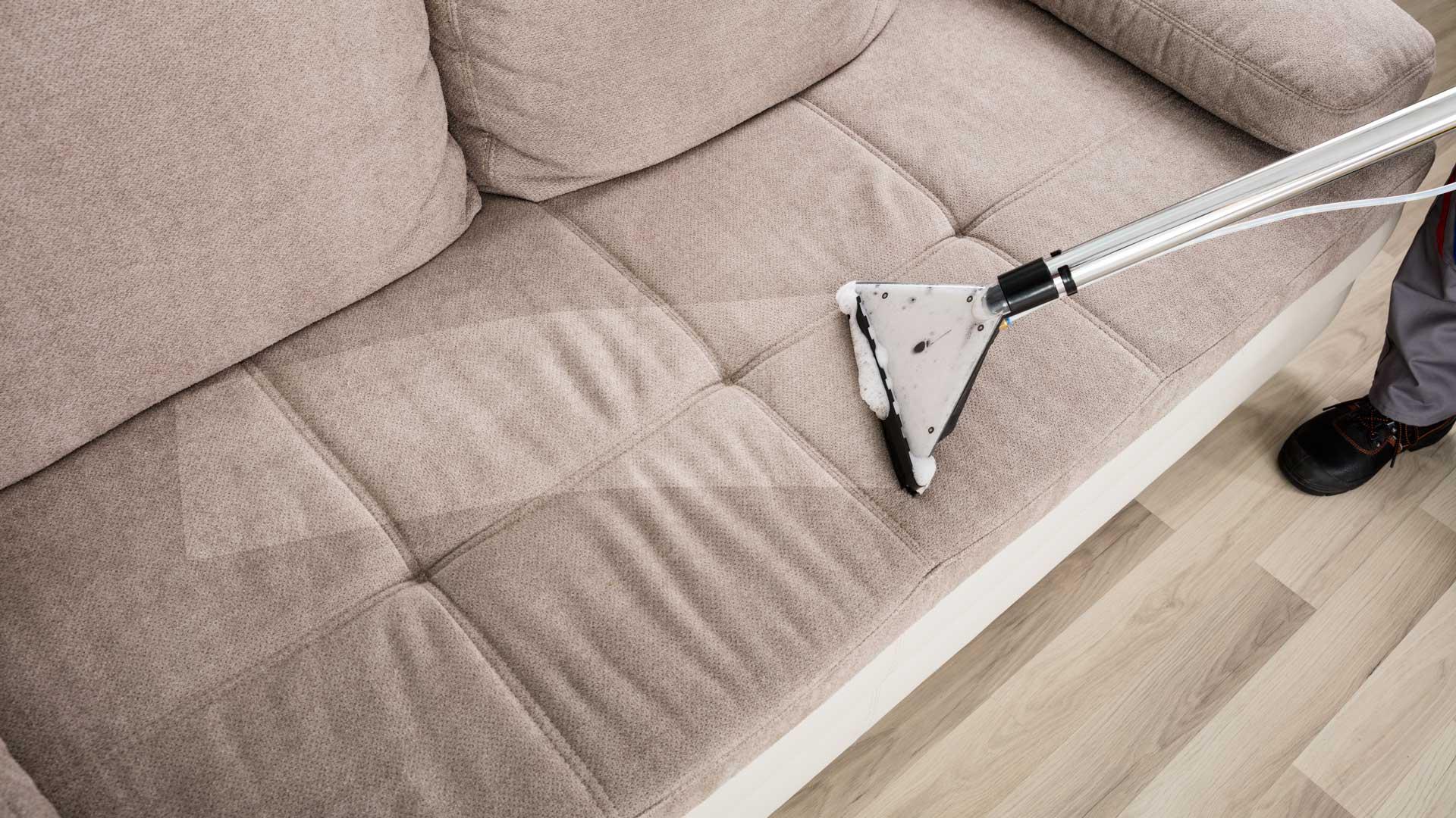 nettoyage canape tissu